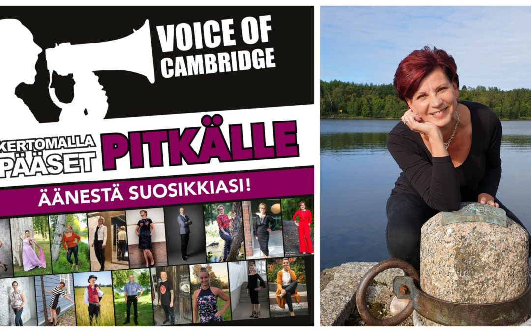 Sari ja Voice of Cambridge kisa