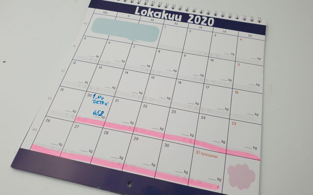 kalenteriin